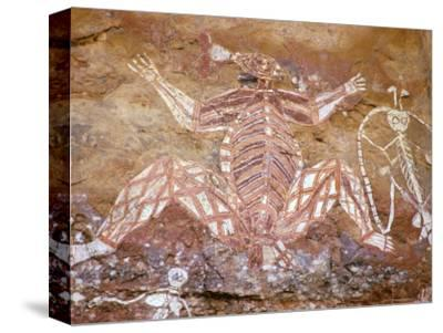 Aboriginal Paintings, Kakadu, Nourlangie, Australia