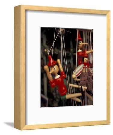 Marionette, Pinocchio Puppet, Taormina, Sicily, Italy