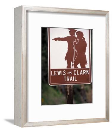 US Highway 12, Lewis and Clark Trail, Idaho, USA