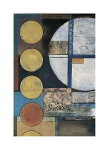 Global Abstraction II by Connie Tunick