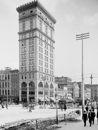 Conover Building, Dayton, Ohio
