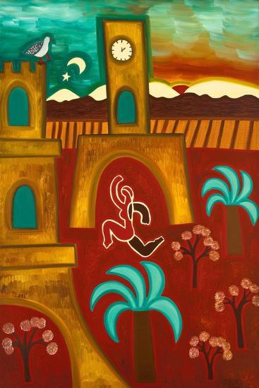 Conquering the Castle, 2010-Cristina Rodriguez-Giclee Print