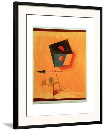 Conqueror-Paul Klee-Framed Giclee Print