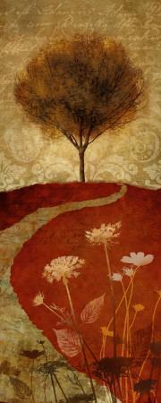 Autumn Trees I