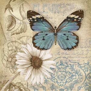 Butterfly Garden II by Conrad Knutsen