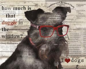 Doggie in the Window by Conrad Knutsen