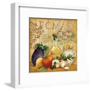Italian Kitchen I by Conrad Knutsen