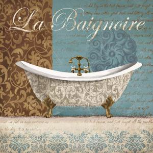 La Baignoire by Conrad Knutsen