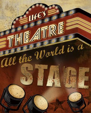 Life's Theatre by Conrad Knutsen