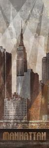 Manhattan by Conrad Knutsen