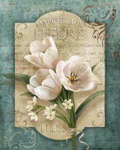 Marche aux Fleurs by Conrad Knutsen