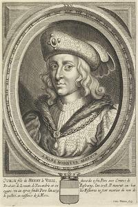 Portrait of Otto, Duke of Brabant and Leuven, 1662 by Conrad Waumans