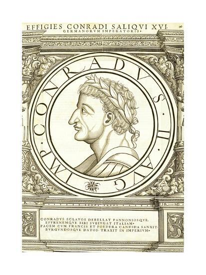 Conradus II Saliquus-Hans Rudolf Manuel Deutsch-Premium Giclee Print