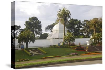 Conservatory, Golden Gate Park, San Francisco, California