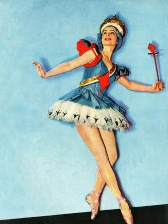 """Ballet Comes to Main Street,"" November 21, 1942"