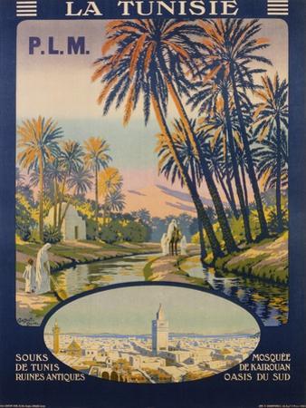 La Tunisie Poster