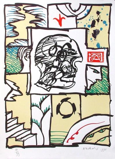 Constante-Pierre Alechinsky-Limited Edition