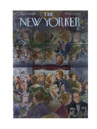 The New Yorker Cover - April 30, 1949