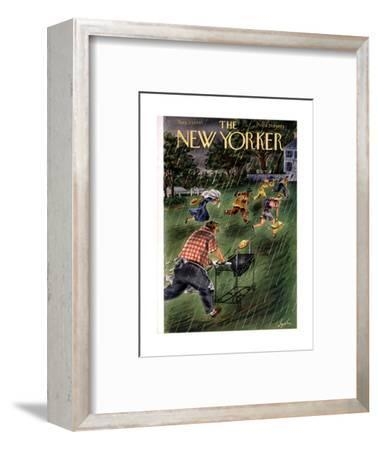 The New Yorker Cover - August 20, 1949