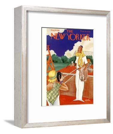 The New Yorker Cover - August 29, 1931