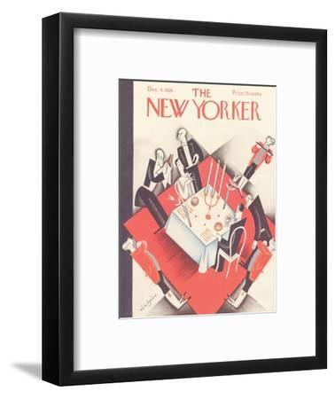 The New Yorker Cover - December 4, 1926