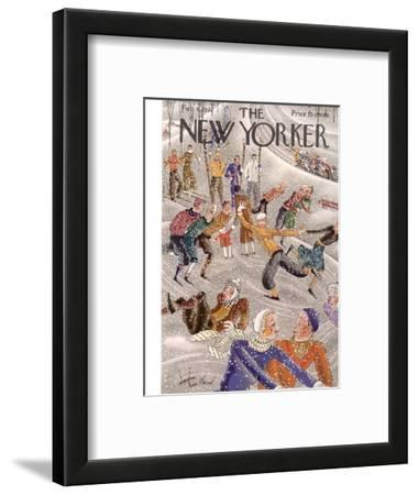 The New Yorker Cover - February 6, 1932