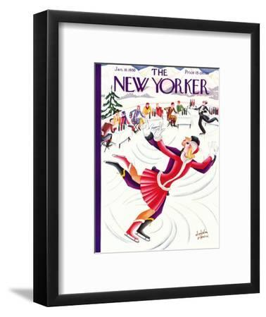 The New Yorker Cover - January 18, 1930