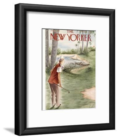 The New Yorker Cover - January 27, 1940