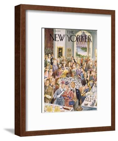 The New Yorker Cover - June 28, 1947