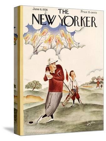 The New Yorker Cover - June 6, 1936