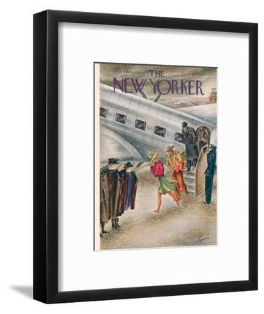 The New Yorker Cover - March 1, 1941