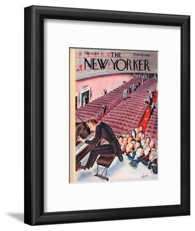 The New Yorker Cover - March 21, 1936