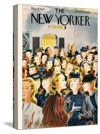 The New Yorker Cover - March 8, 1947