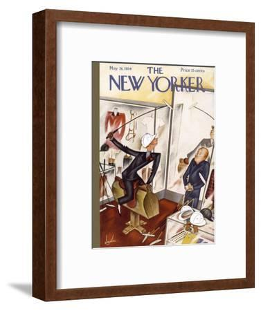 The New Yorker Cover - May 26, 1934