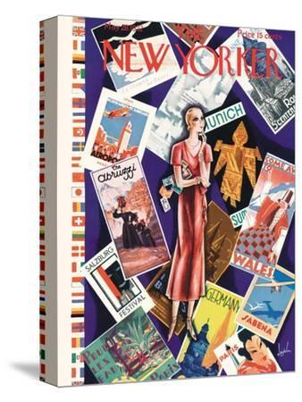 The New Yorker Cover - May 28, 1932