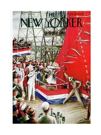 The New Yorker Cover - May 31, 1941