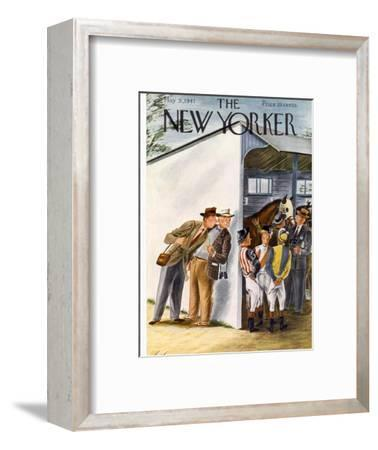 The New Yorker Cover - May 31, 1947