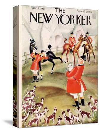 The New Yorker Cover - November 2, 1929