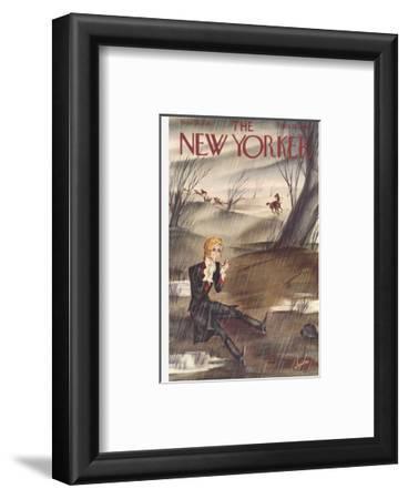 The New Yorker Cover - November 28, 1936