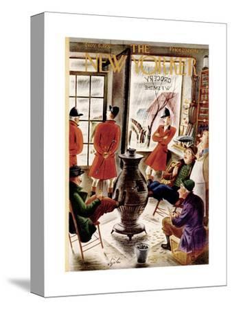 The New Yorker Cover - November 8, 1952