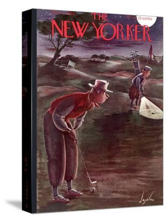 The New Yorker Cover - October 1, 1938