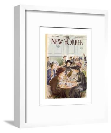 The New Yorker Cover - October 2, 1948