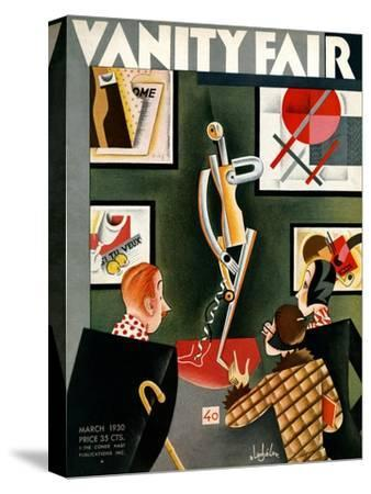 Vanity Fair Cover - March 1930