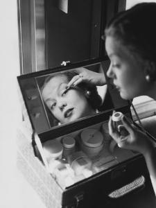 Vogue - June 1951 by Constantin Joffé