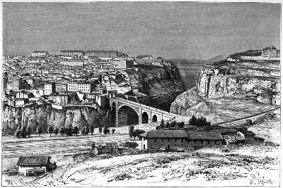 Constantine, Algeria, C1890-A Kohl-Giclee Print