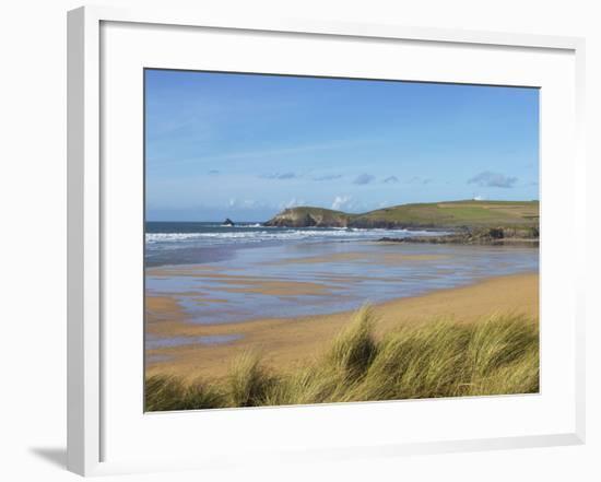 Constantine Bay, Cornwall, England, United Kingdom, Europe-Jeremy Lightfoot-Framed Photographic Print