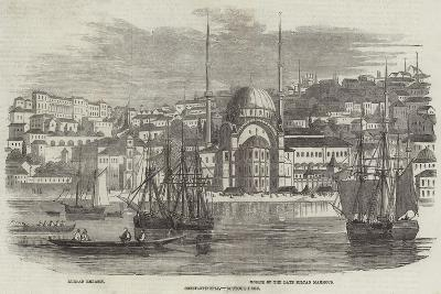Constantinople, Bouyouk-Dere--Giclee Print