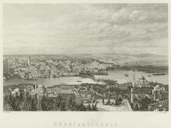 Constantinople--Giclee Print