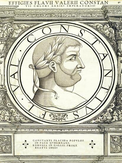 Constantius Chlorus-Hans Rudolf Manuel Deutsch-Premium Giclee Print