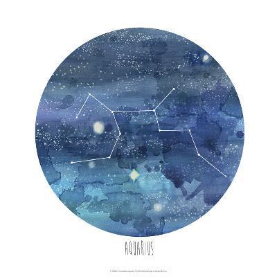 Constellation-Aquarius-Naomi McCavitt-Art Print